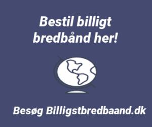 Bestil billigt bredbånd