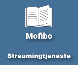 Mofibo lydbøger